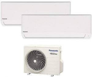 Duo Split Klimaanlagen