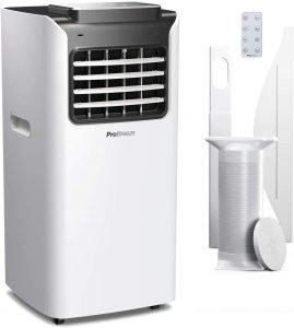 Klimaanlagen mit Abluftschlauch